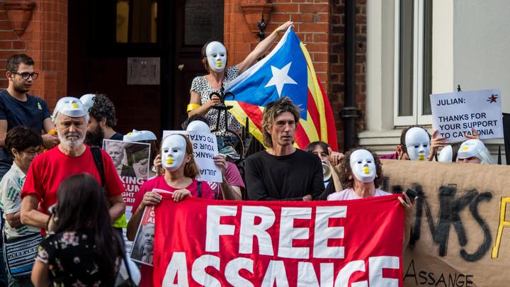 Изгонят, используют предлог, арестуют: WikiLeaks сообщила об Ассанже, судьба которого решится в ближайшие часы
