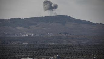 Госдума: В районе, где был сбит Су-25, работает сирийский спецназ