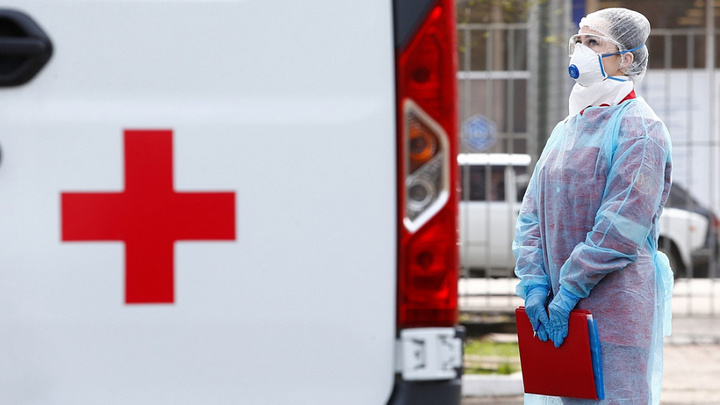 +109 случаев коронавируса: На Кубани продолжает расти число зараженных ковидом