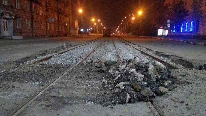 В Новокузнецке ещё на две недели перекроют улицы в центре города