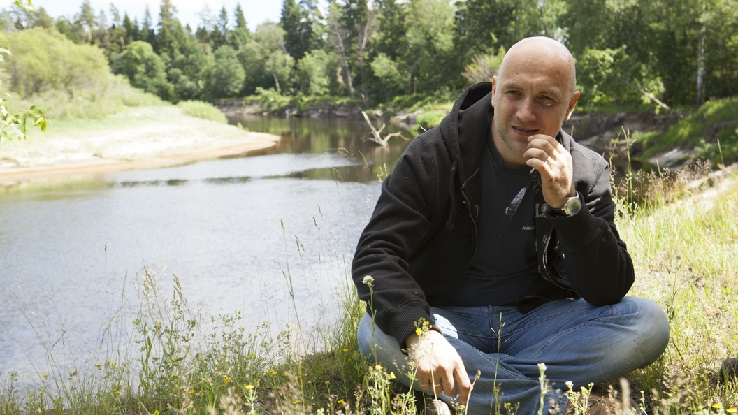 Захар Прилепин за 39 минут расскажет о четырех поэтах на Северном Кавказе