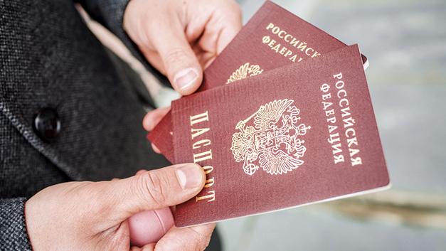 Русские по паспорту