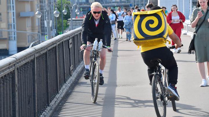 Велосипеды опасны: Курьеры и хипстеры как потенциальные убийцы