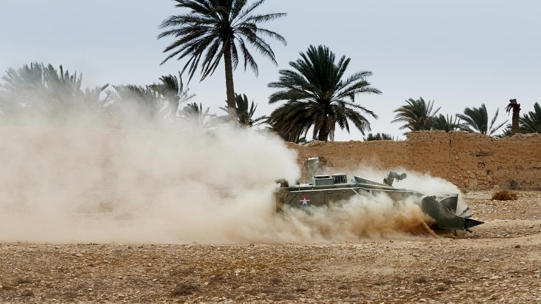 В Аммане начал работу совместный мониторинговый центрзоны деэскалации в Сирии