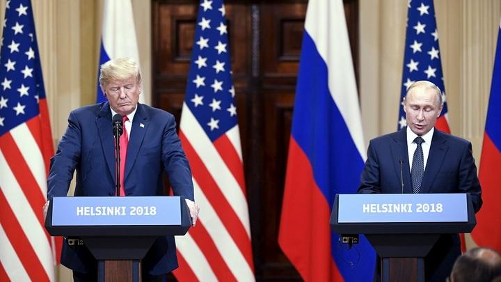 Как Трамп намерен выиграть, проиграв в Хельсинки Путину