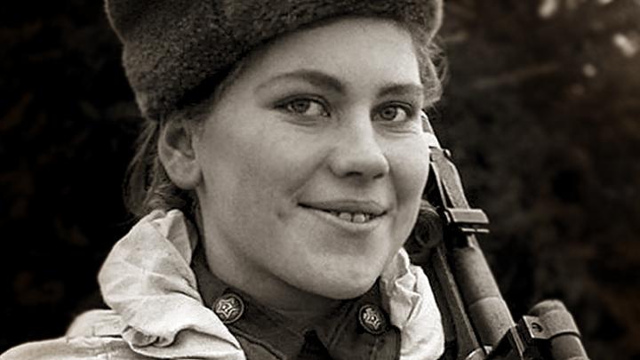 Роза Шанина. О чём красавица снайпер написала в письме Сталину