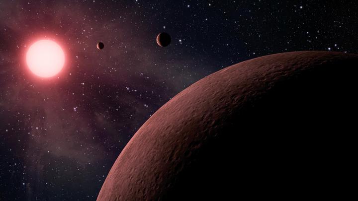 Ученый из ЮАР попытался повторно открыть Марс