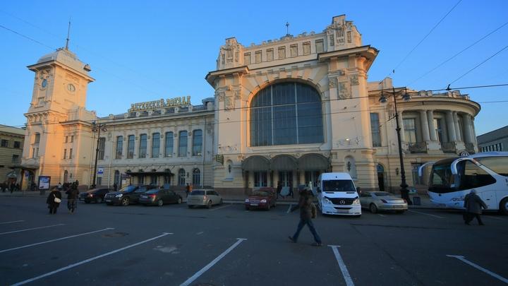 В Санкт-Петербурге искали бомбу на Витебском вокзале