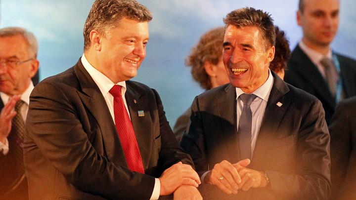 Расмуссен: Украина будет тестовой площадкой для вмешательства Москвы в европейские выборы