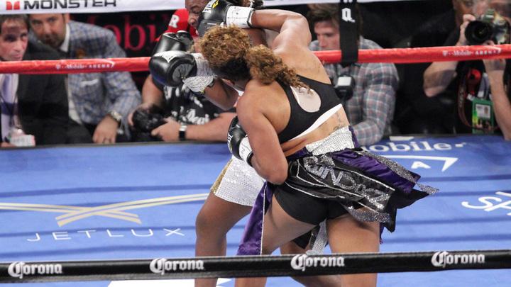 В женском боксе назревает мегафайт?