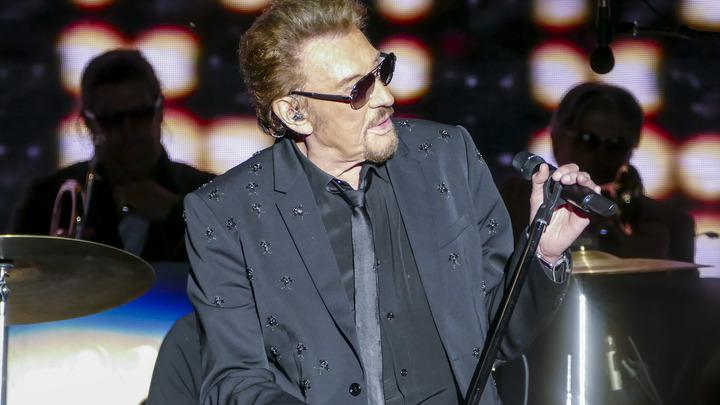 Франция потеряла рок-музыканта Джонни Холлидея: Музыкант умер на 75-м году жизни