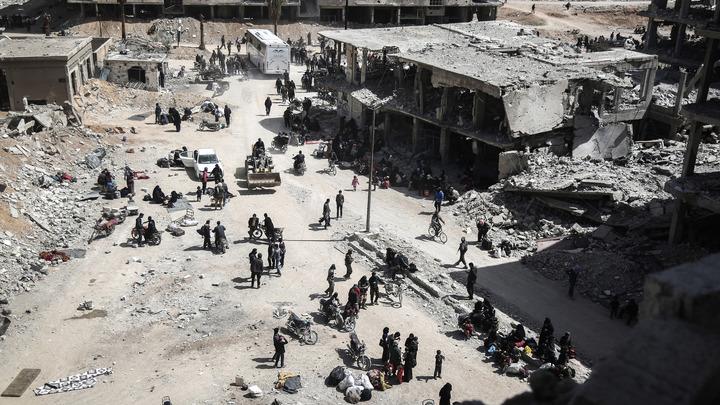 Начштаба американских ВВС оригинально описал контакты военных США и России по Сирии