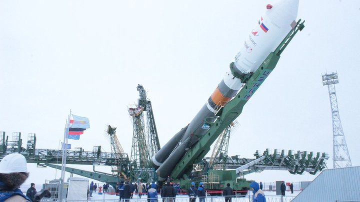 Возможно, нештатная ситуация: Источник сообщил о проблеме при запуске спутника с Байконура