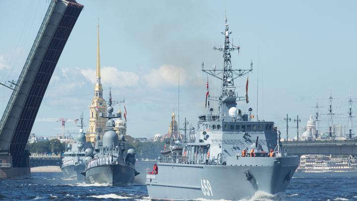 Парад ВМФ России удивил: Иностранцы не поверили ни Путину, ни своим глазам