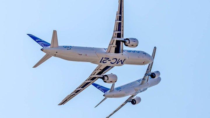 МАКС-2021 подводит итоги: какие рекорды показал авиасалон