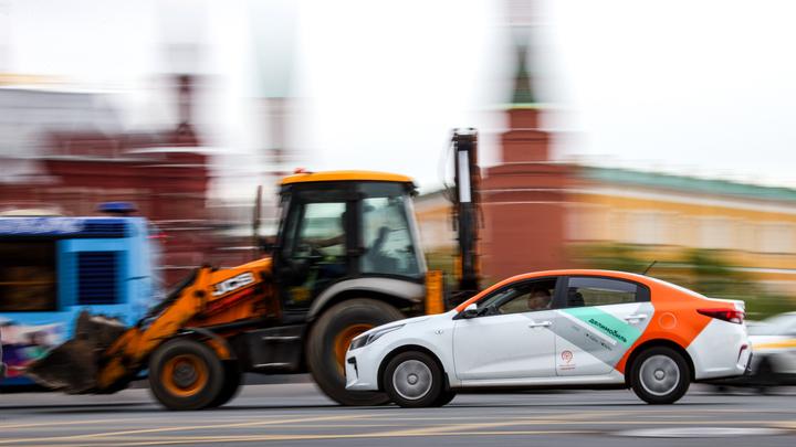 В «Делимобиле» назвали причину аварии Volkswagen с тремя погибшими в Новосибирске