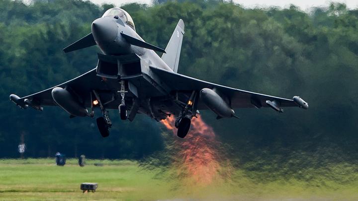 Сделано на профессиональном уровне: Британия похвалилась перехватом российских Су-30