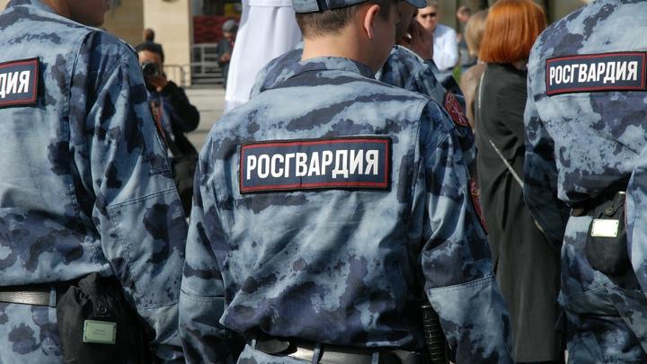 Оппозиция перепутала себя с террористами: «Лазерное оружие» Росгвардии вызвало переполох
