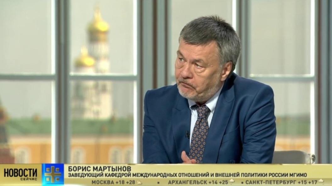 Борис Мартынов: Толерантность пора отменять