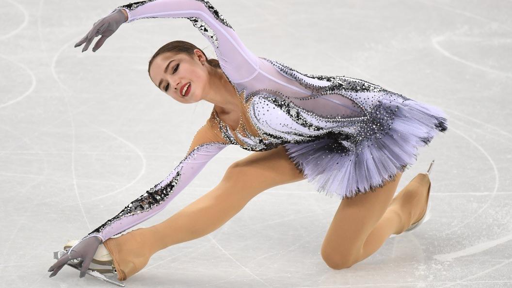 «Пуговка» из«Папиных дочек» поздравила фигуристку Медведеву ссеребром наОИ