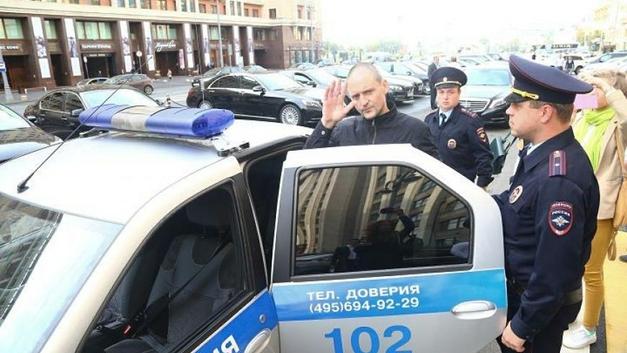 Сергея Удальцова вернули в больницу, у него «все показатели плохие»