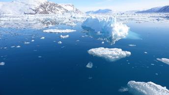Глобальное потепление подарило России еще один остров архипелага Новая Земля