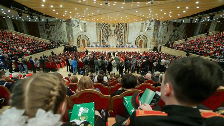Всемирный Русский Народный Собор: Стратегия утверждения русскости