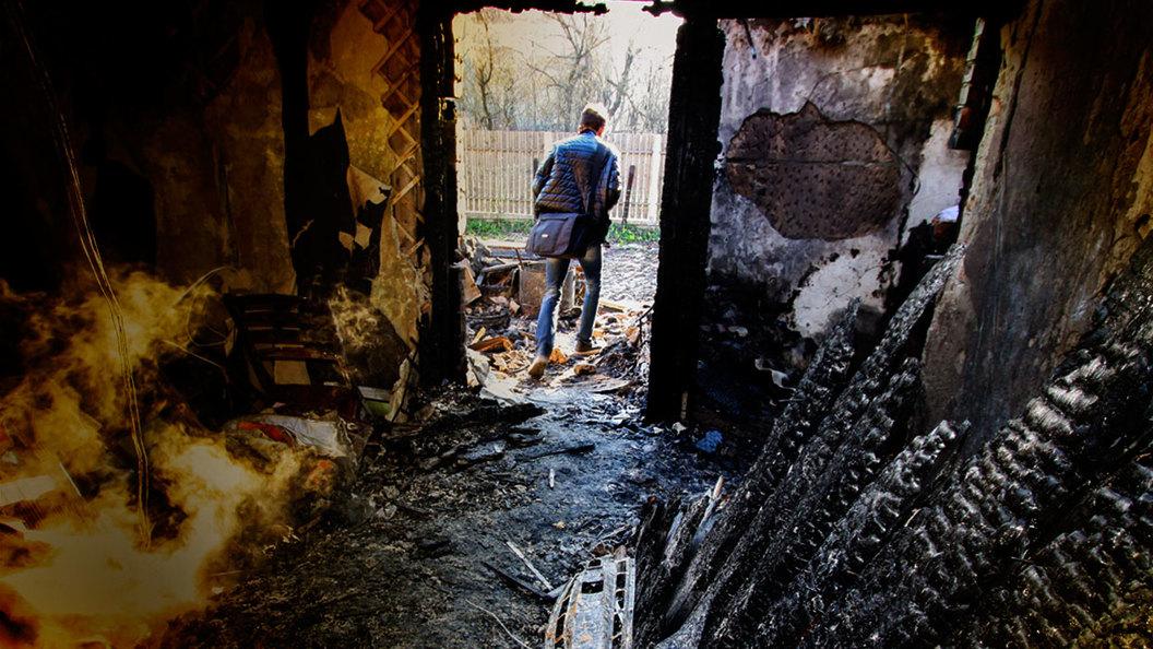 Донбасс: очередное обострение перемирия