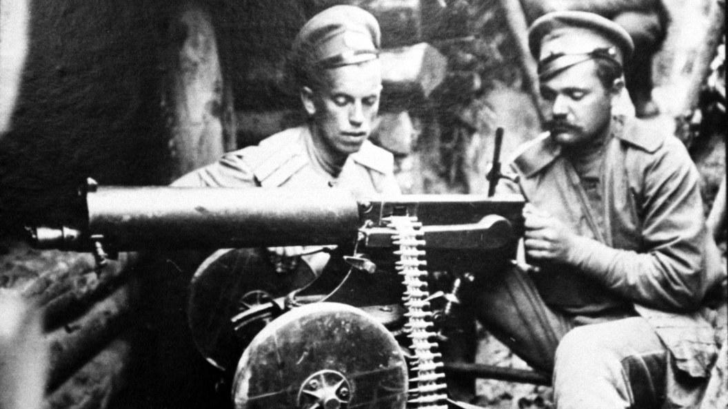 Путь войны и путь революции. Русская драма Первой мировой войны