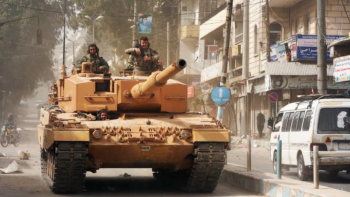 Асад может остановить последний бросок Эрдогана в Африне