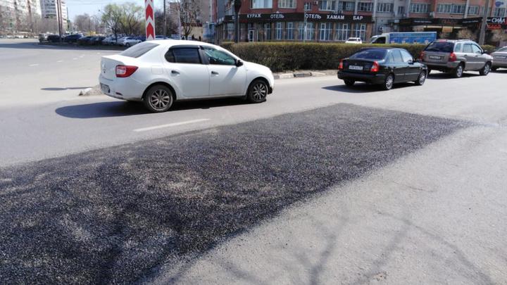 Минтранс Ростовской области назвал города с напряжённой ситуацией по устранению дорожных ям