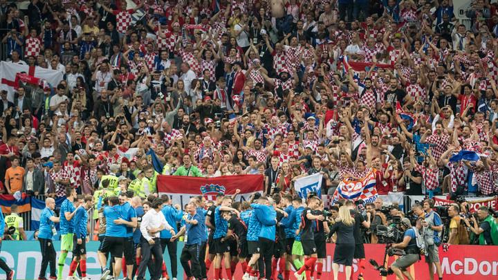 Клетчатое безумие: Правительство Хорватии наплевало на дресс-код из-за новой победы на ЧМ-2018