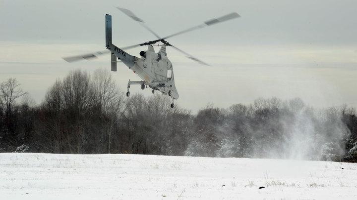 В России разработали вертолёт с тремя винтами