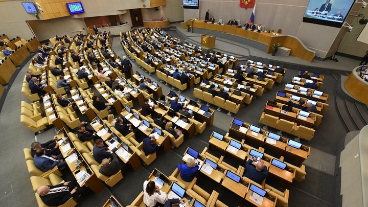 В Госдуме созрели взять потерявших совесть и честь журналистов в ежовые рукавицы