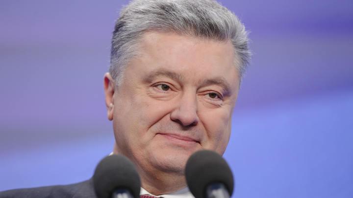 Украинским школьникам поплохело после речи Порошенко на последнем звонке