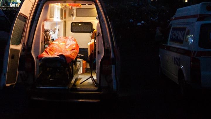 Автомобиль взорвался возле детсада в Киеве, есть пострадавшие