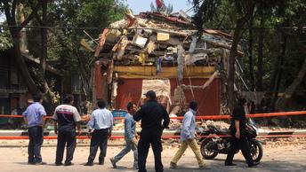 Сейсмологи зафиксировали новое землетрясение у берегов Мексики