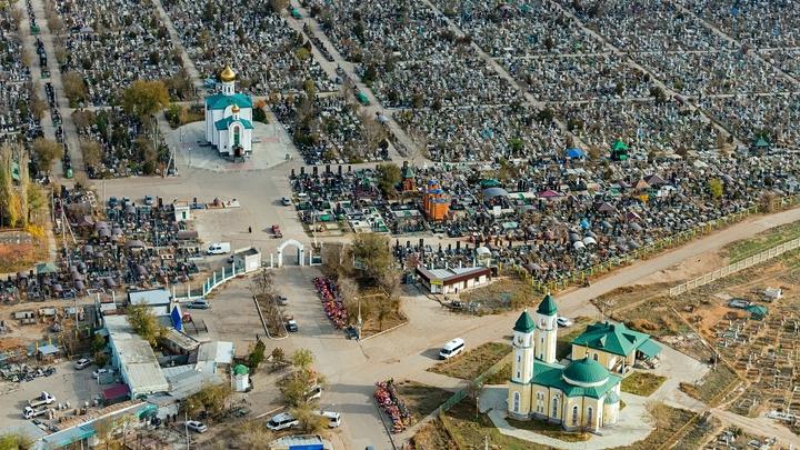 Власти Москвы возведут самое большое кладбище в Европе рядом с мусорным полигоном Малинки