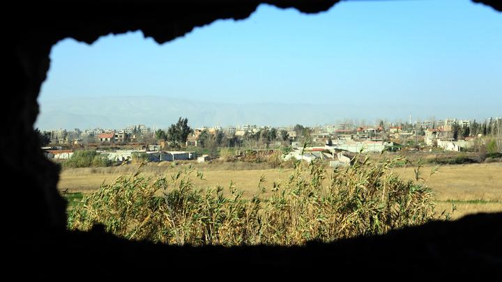 52 спасенные жизни: Из Восточной Гуты впервые удалось организованно вывести мирных жителей