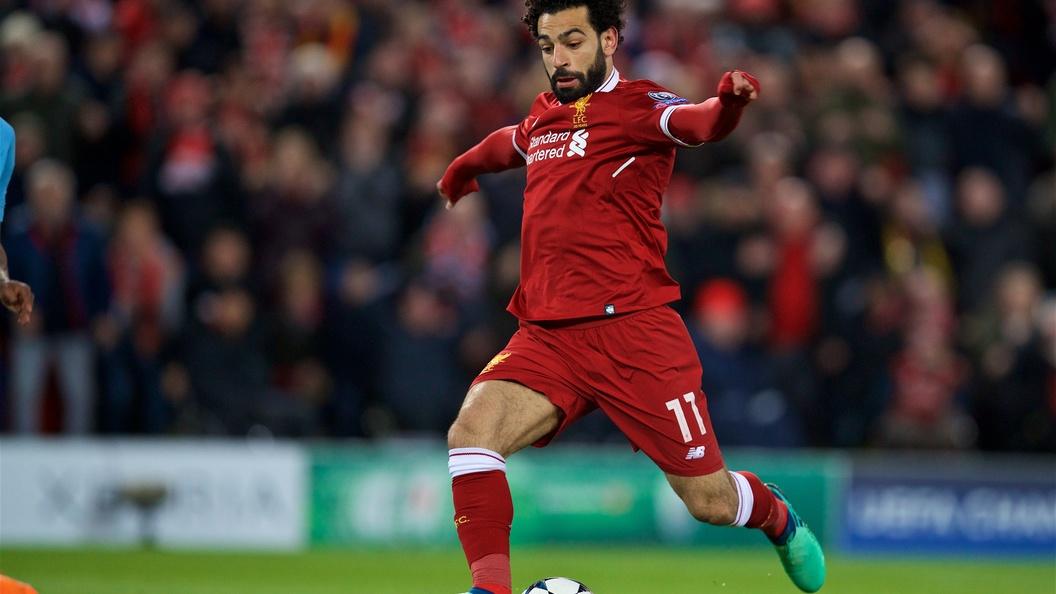 «Ливерпуль» врамках Лиги чемпионов крупно обыграл «Рому»