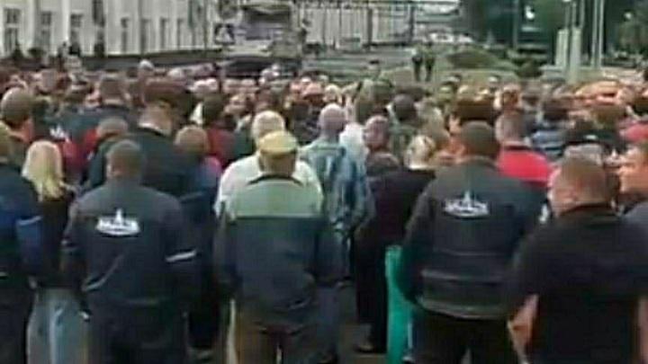 Как Запад наживается на забастовках в Белоруссии: Пронько раскрыл нехитрую схему