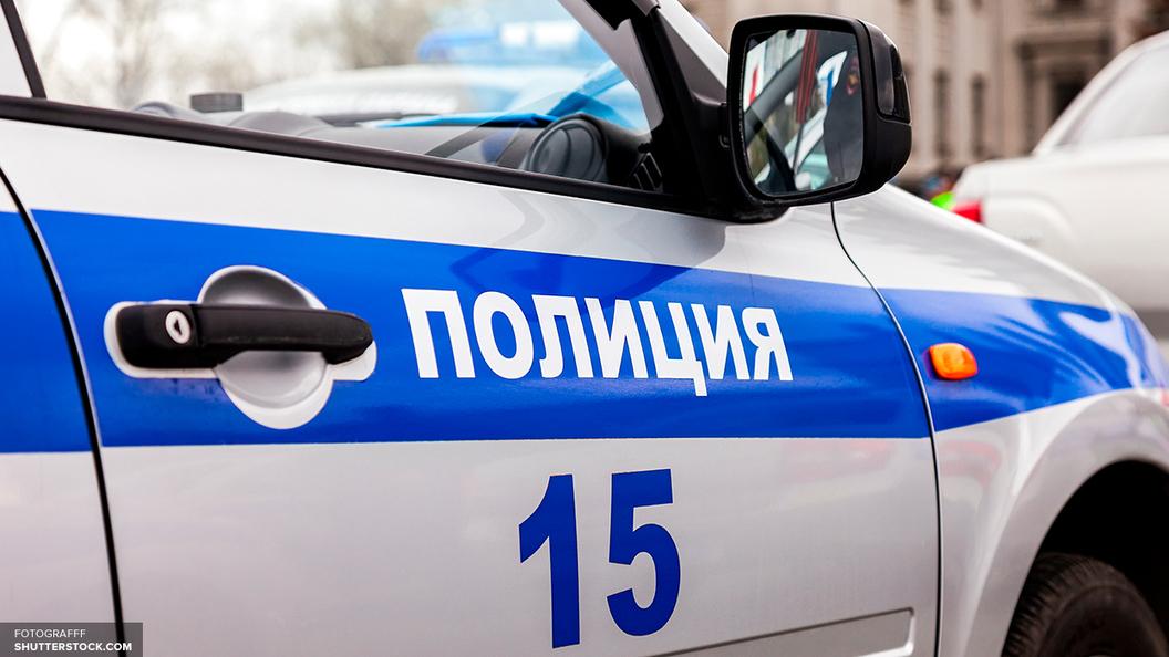 Вандал разбил пост караула у Вечного огня на Поклонной горе в Москве