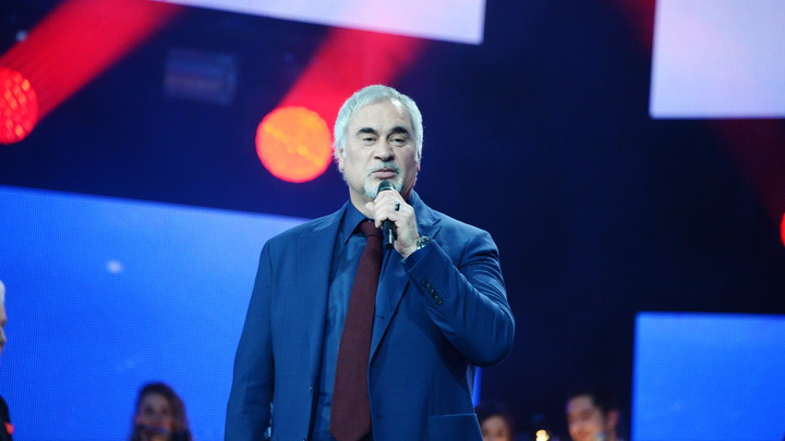 Крым наш? Десант российских звёзд в Киеве встретили аншлагом