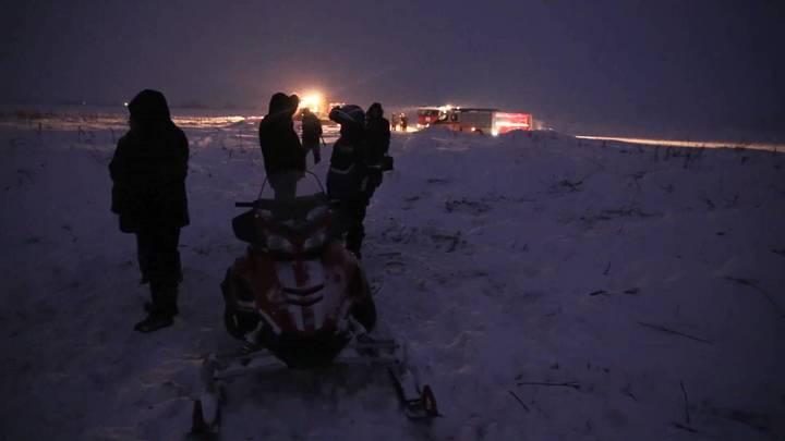 У летчиков разбившегося в Подмосковье самолета были сотни часов налета на Ан-148