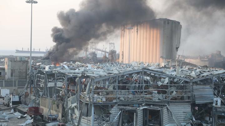 Спасать пострадавший от взрыва Бейрут будут русские