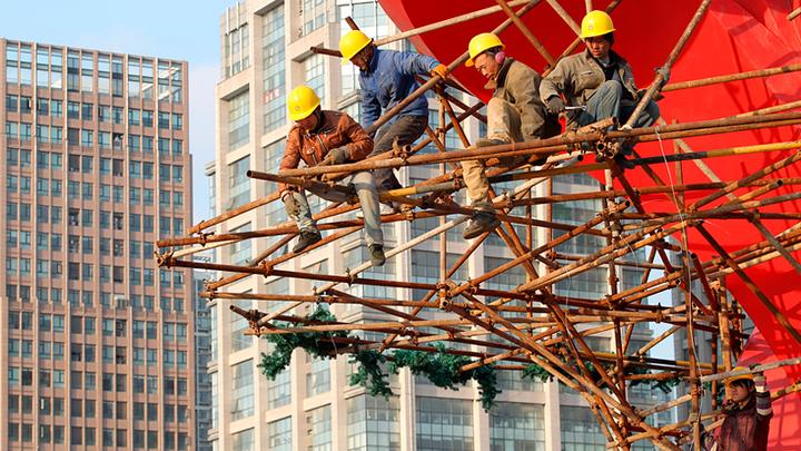 Китай грозит глобальным кризисом. Слишком много строили
