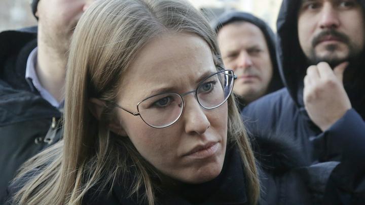 Достойный ответ: Муж Собчак ответил Жириновскому оскорблением на оскорбление жены