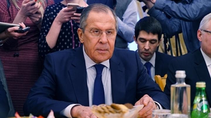 Лавров предложил дождаться шагов украинской столицы повыходу Украины из контракта сРФ
