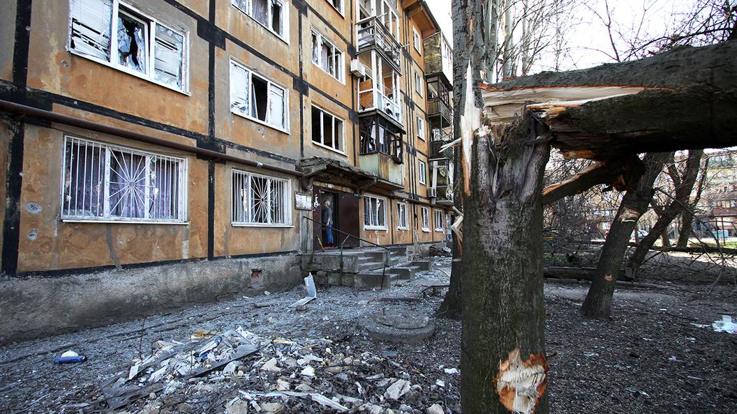 Украина обстрелами Донецка помогает Западу выдавливать Россию из Сирии