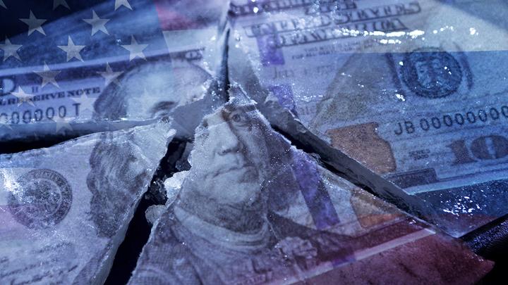 Как американцы будут замораживать национальные счета России